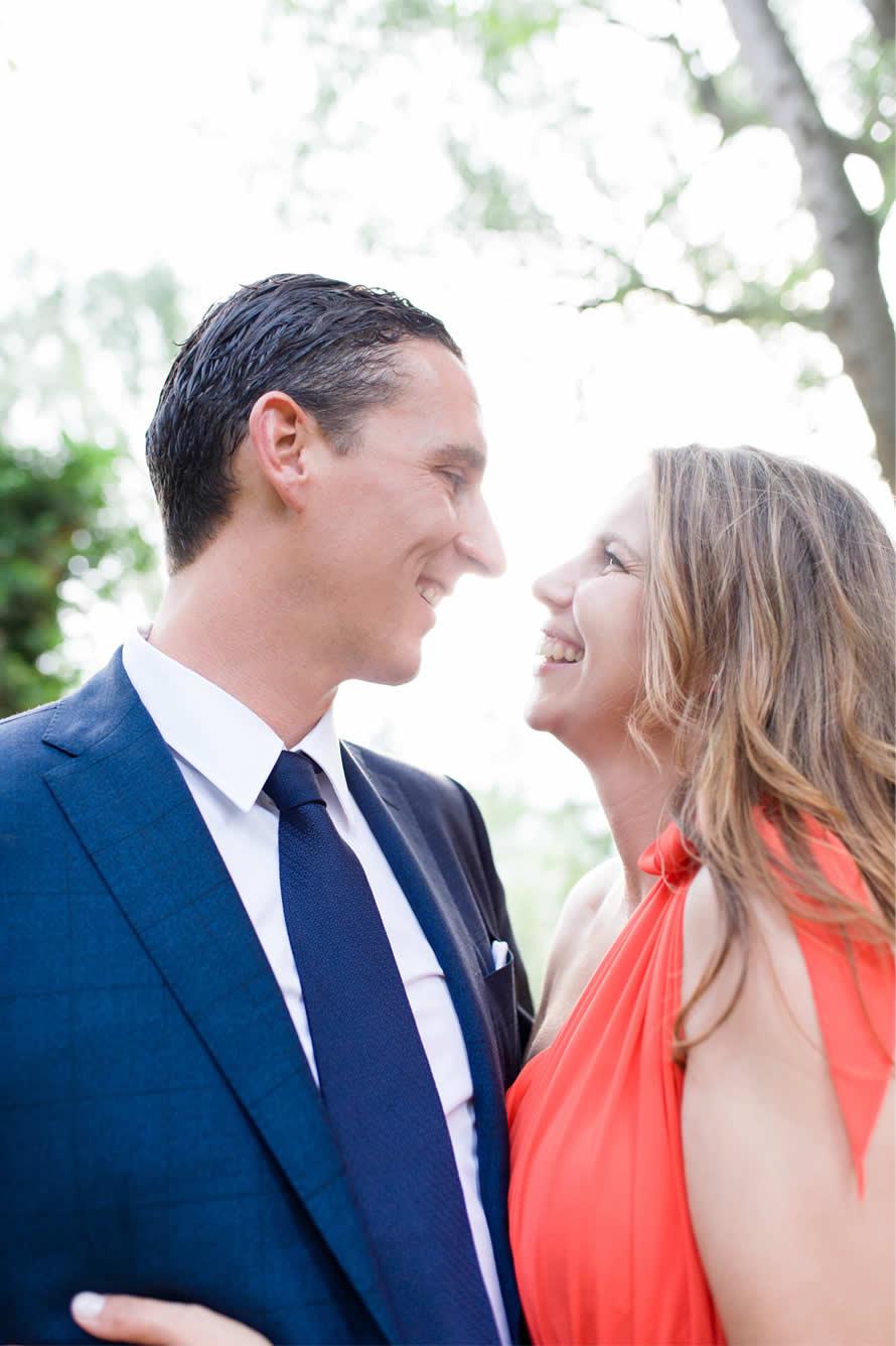 Brautpaar zur standesamtlichen Hochzeit