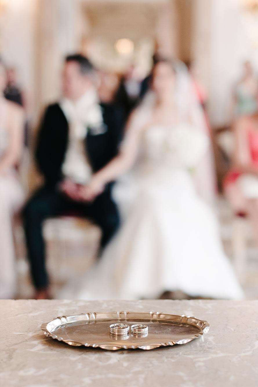 Detailfoto Hochzeitsringe