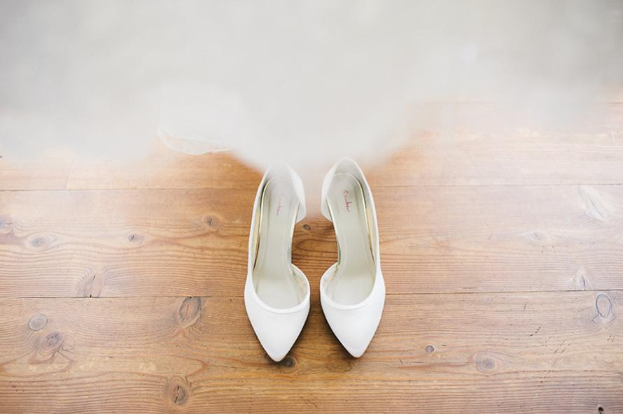 Schuhe für die Hochzeit