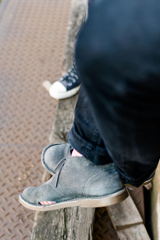 Patrick's Schuhe