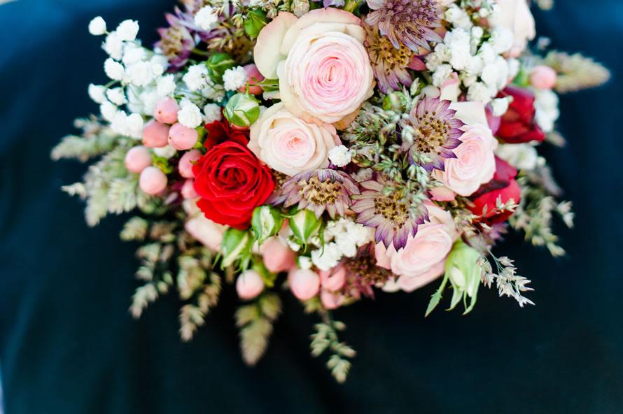 wunderschöner Brautstrauß