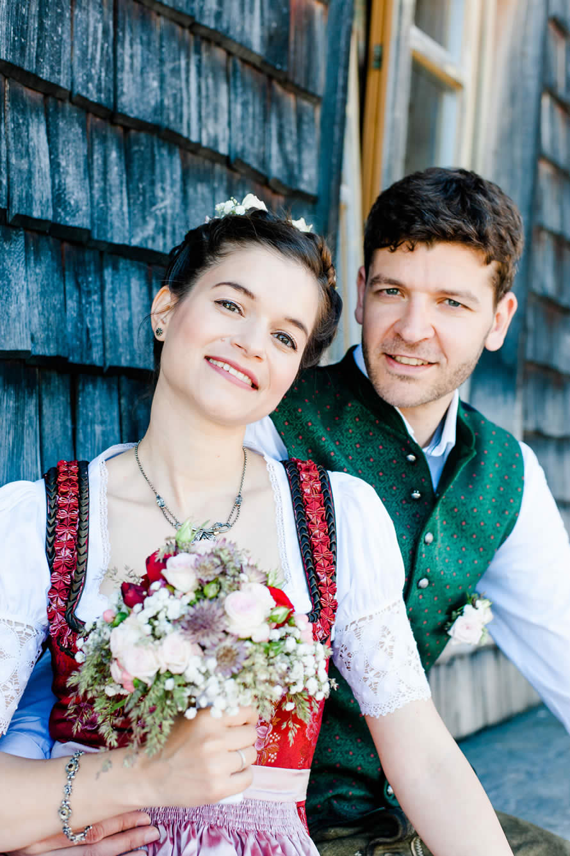 Brautpaarshooting am Spitzingsee