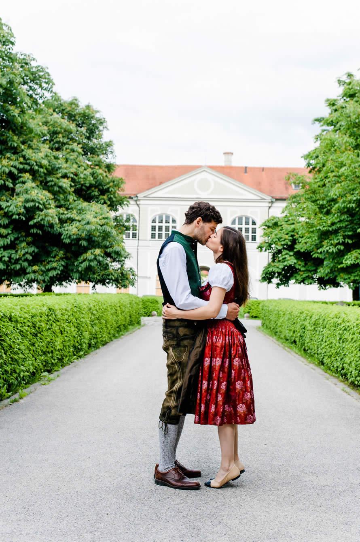 Paarshooting mit dem zukünftigem Brautpaar