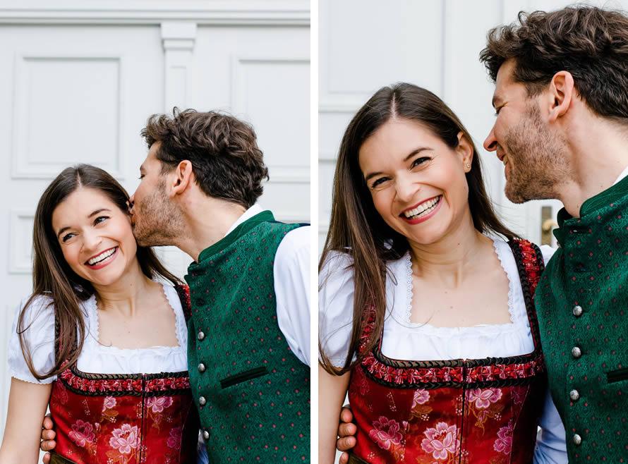 Paarshooting mit Hochzeitsfotograf Monika Schweighardt