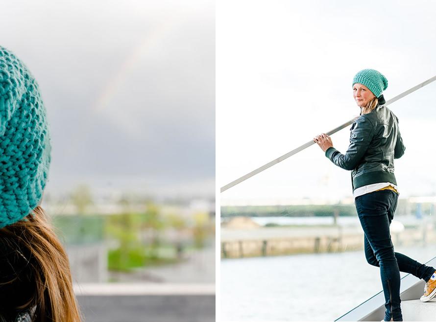 Katja und der Regenbogen