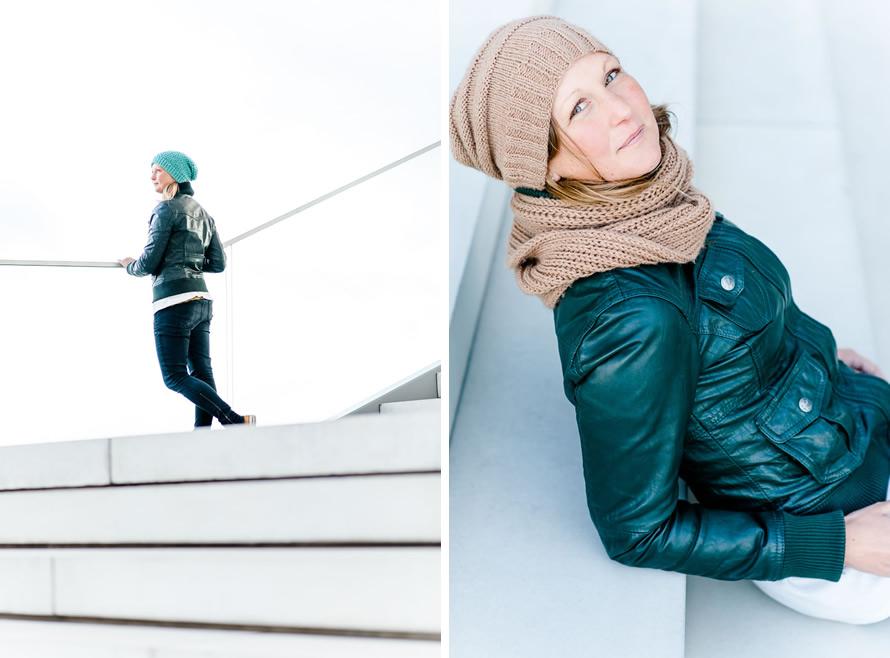 wunderschöne Portrait fotos von Katja