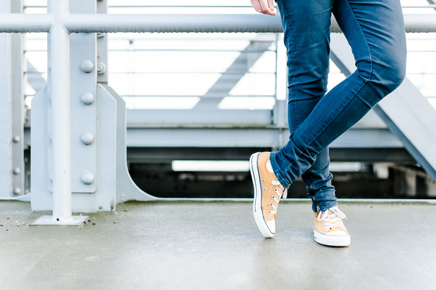 Katja's Schuhe Detailfoto