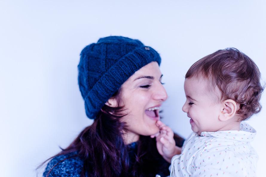 Babyshoot mit Umay