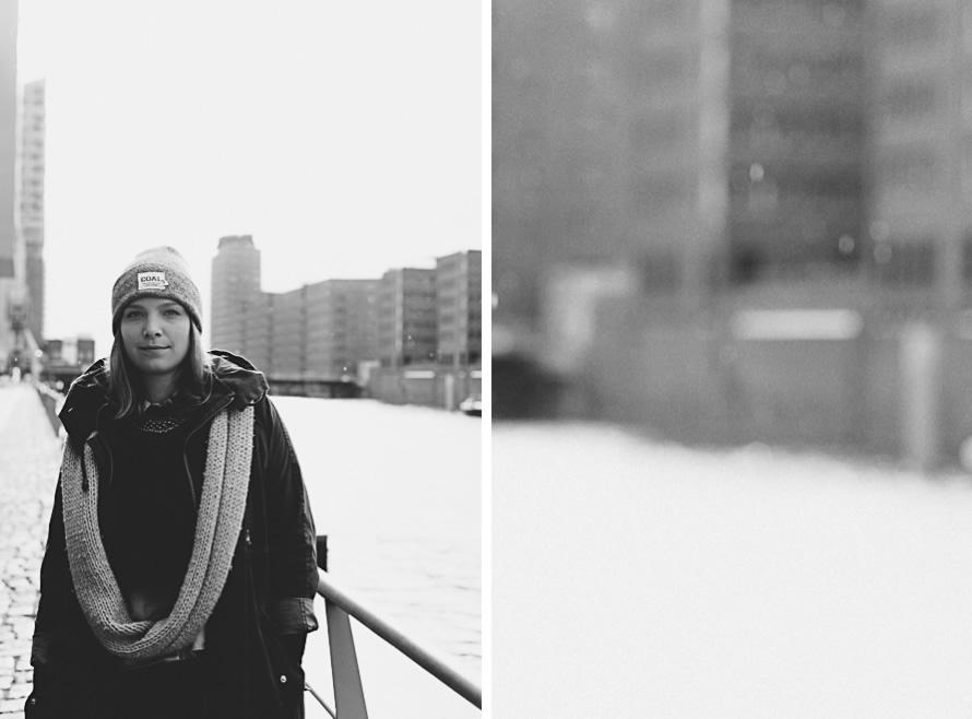 Portraitshooting im Hamburger Hafen mit Portraitfotografin Monika Schweighardt