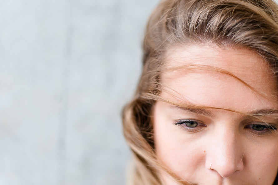Portraitshooting mit Portraitfotografin © Monika Schweighardt