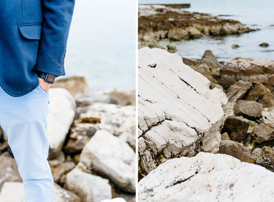 coupleshooting in porec